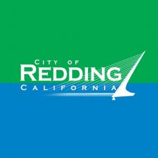Logo for the City of Redding, California
