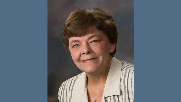 Barbara Neprud, representative for Sub-Region II